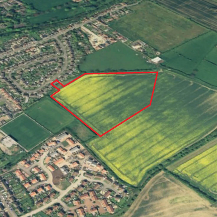 Land at Chestnut Drive, Louth, Lincolnshire