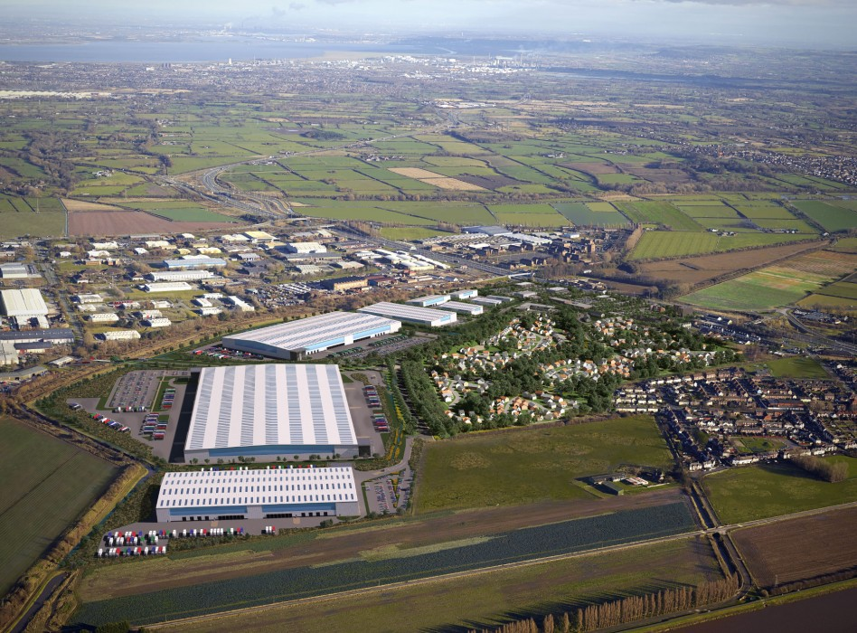 Praxis Real Estate Management had instructed T&B to act on their behalf in the sale of over 70 acres of land in Deeside that could deliver up to 725 dwellings